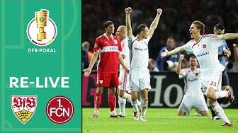 Krönen die jungen Wilden ihre Meistersaison? VfB Stuttgart - 1. FC Nürnberg | DFB-Pokal Finale 2007