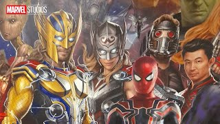 Avengers Infinity War and Avengers 4 Marvel Phase 4 Interview Breakdown