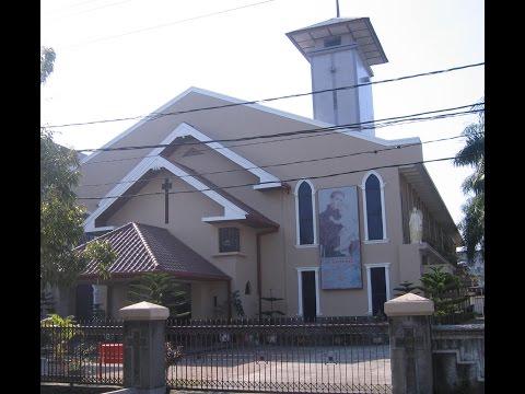 Gereja St  Antonius, Hayam Wuruk Medan
