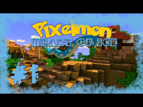 The Sequel to Soul of Fire! - Pixelmon 3.2.6 Heart of Ice (Adventure Map)