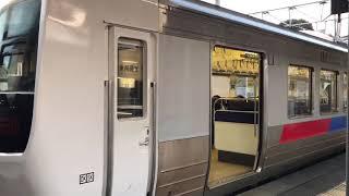811系 原田駅発車