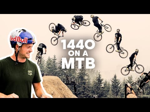 The Evolution of the Biggest Trick in Mountain Biking