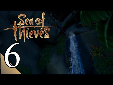 Sea Of Thieves 6 Singleplayer:  My Favorite Place To Go!  Let's Play Gameplay