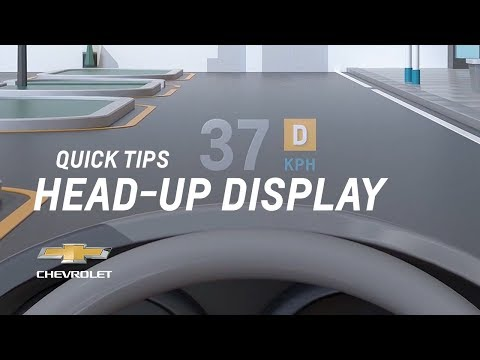 Quick Tips: What Does The Head-Up D...