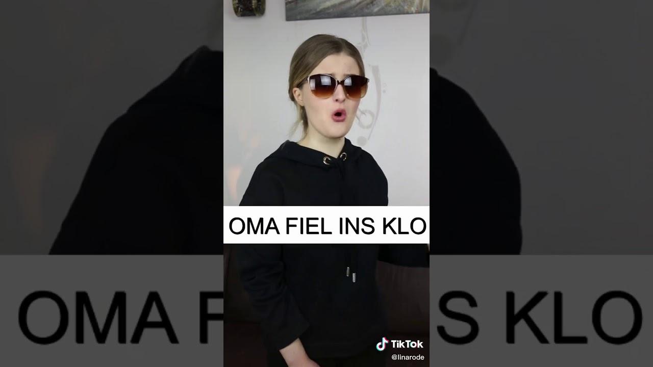 Oma Fiel Ins Klo Songs