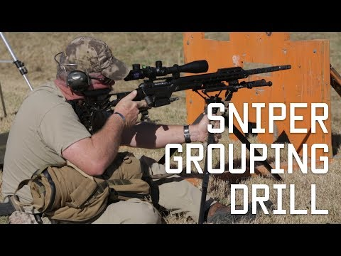 Sniper Grouping Drills | Tactical Rifleman