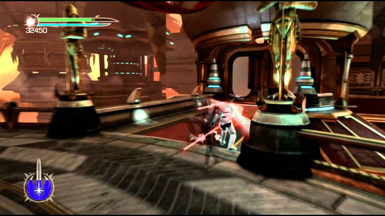 Xbox360] Star Wars: The Force Unleashed 2 Gameplay 720p HD Part 4 ...