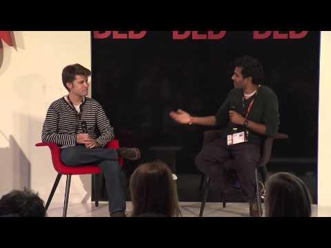 Coding the Future (Zachary Sims, Founder of Codecademy & Rohan Silva)   DLD13