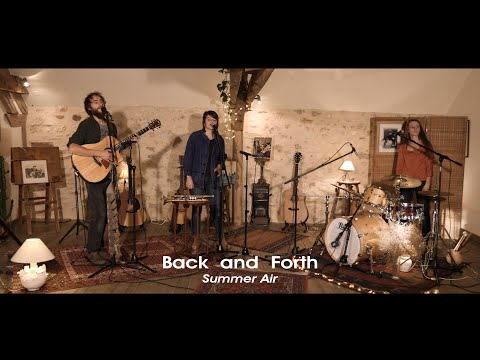Back and Forth - Summer Air
