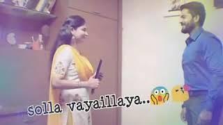 Nee irukkum edanthan whats app status| Thiru anandhi whats app status