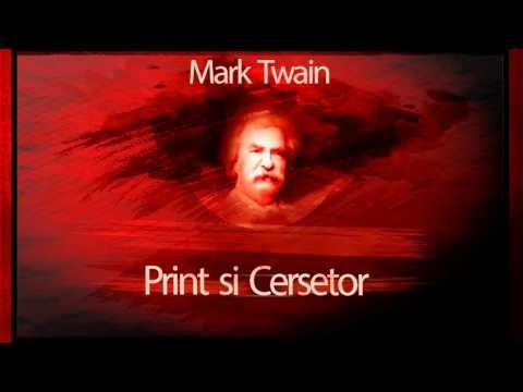 Mark Twain- Print si cersetor (cu final)