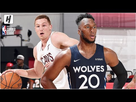 Cleveland Cavaliers vs Minnesota Timberwolves Full Game Highlights | July 5, 2019 NBA Summer League