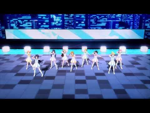 【スクフェスAC】ユメノトビラ ダンスフォーカス動画