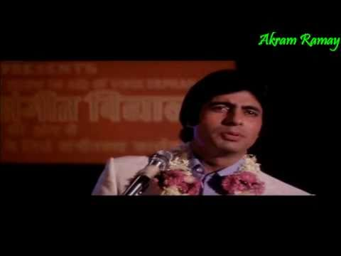 O Saathi Re Tere Bina Bhi Kya Jeena - Kishore Kumar - Muqaddar Ka Sikandar (1978) - HD