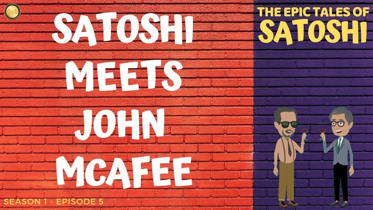 Satoshi Meets John  - The Epic Tales of Satoshi - Season 1 Episode 5