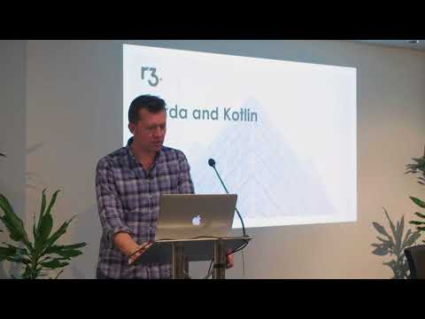 The Telegraph Engineering Kotlin Meetup 2017 - (Ciro Rizzo - Mike Hearn)