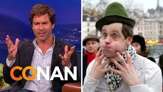 Eric McCormack & The Well-Endowed Mime