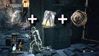 Dark Souls 3 - Ghost Trickery