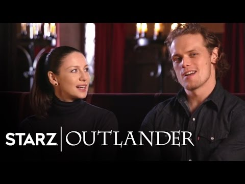 Outlander | Sam and Caitriona Answer Your Questions | STARZ