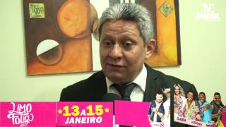 Vereador Jorge Brito foi eleito presidente da Cãmara de Morada Nova