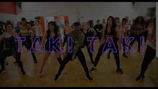 Taki Taki | Real Rhythm Dance & Fitness| Zumba Choreo | DJ Snake |