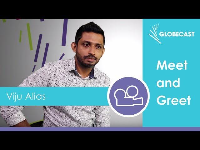 Meet and Greet #26 Viju Alias - Facility Engineer