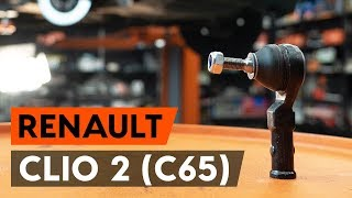 Πώς αντικαθιστούμεμπαλάκια ακρόμπαρου σεRENAULT CLIO 2 (C65) [ΟΔΗΓΊΕΣ AUTODOC]