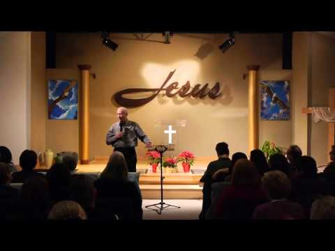 Gary Oates - Vancouver Revival Centre - January 2016