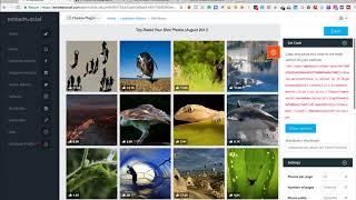كيفية إنشاء عرض الشرائح من Facebook صفحة الصور ؟
