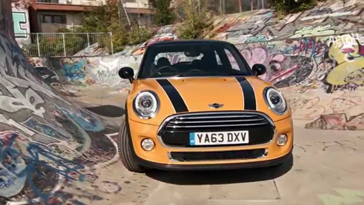 07584e5e25c8 Mini Cooper D review  fun and affordable - YouTube