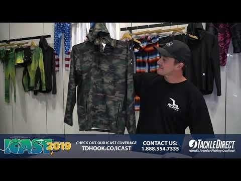 Pelagic Exo Tech Performance Fishing Shirt At ICAST 2019