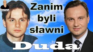 Andrzej Duda | Zanim byli sławni
