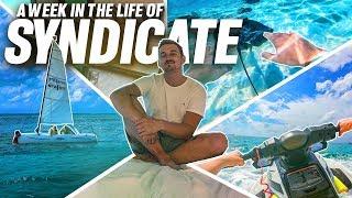 A Week In The Life Of Syndicate! (Cayman Edition)