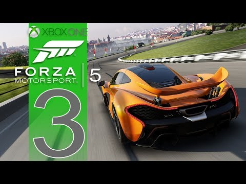Let's Play Forza 5 - EP03 - Bowling!