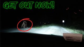 this road is scarier then clinton road... (not clickbait)