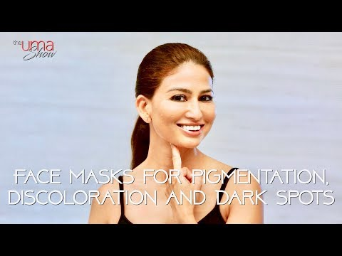 Face Masks For Pigmentation, Discoloration and Dark Spots