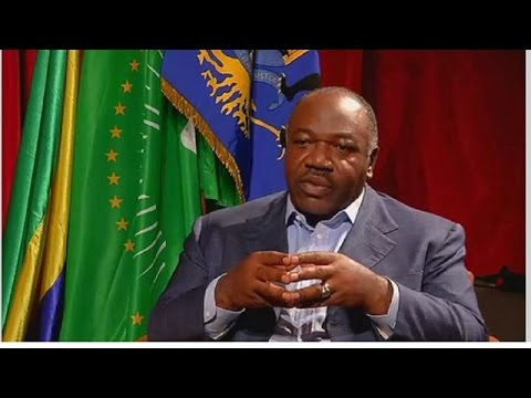 Gabon's President Ali Bongo pushes for an all inclusive government