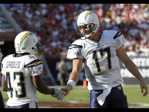 Chargers Player Highlights  || Darren Sproles