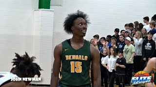 john newman you cant guard me phenom national showcase top plays