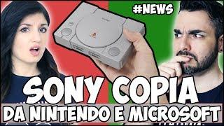 SONY: BASTA COPIARE NINTENDO E MICROSOFT! PLAYSTATION CLASSIC + TELLTALE CHIUDE #NEWS