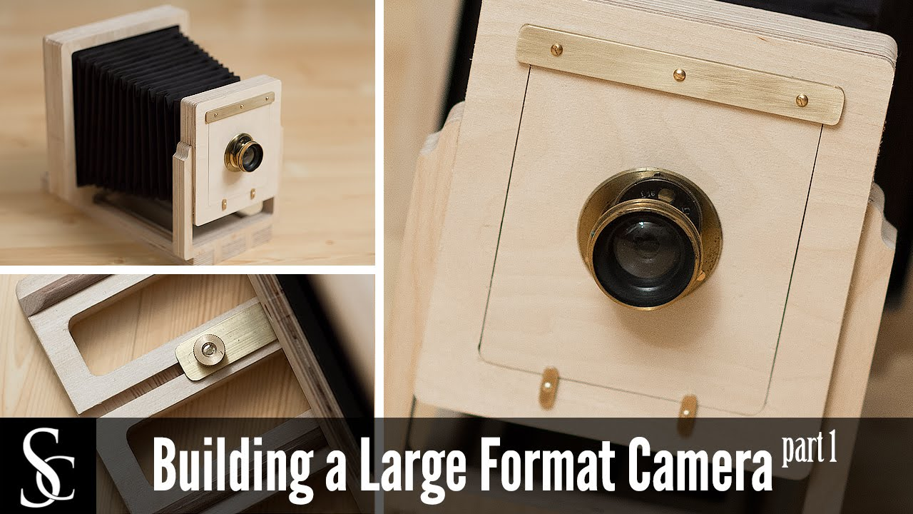 shapeoko 3  building a large format camera  for wet plate