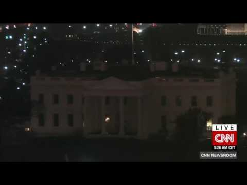 WHITE HOUSE CAR BOMB THREAT     TRUMP IN CONSTANT DANGER