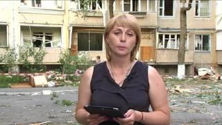 видео В Киеве произошел взрыв в жилом доме