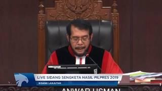 Gambar cover Sidang Ketiga Sengketa Hasil Pilpres 2019 (Part 2)