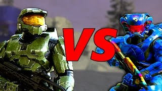 Why people don't like the H4/5 Art Style | 343's Spartan Armors