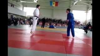 Valentin Guțu 2012. Goțonoagă - Arpentin (Judo) 73 kg
