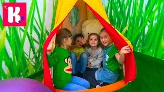 ВЛОГ детский развлекательный и познавательный центр с животными Kadorr Kid's  intertaimnent centre(, 2016-03-31T16:47:51.000Z)