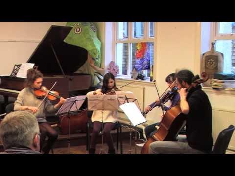 SWMS String Weekend - Tchaikovsky quartet op.11  mvts 2 & 3