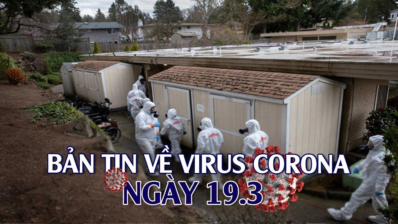 Hai người gốc Việt tử vong tại Mỹ vì Covid-19 I Bản tin về virus corona ngày 19.3.2020