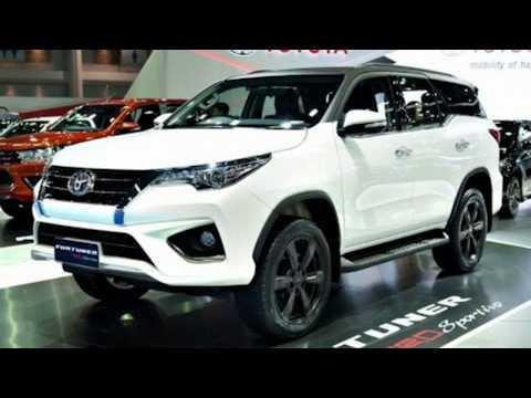 2019 Toyota Fortuner Review, Interior, Exterior, Redesign